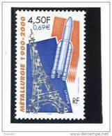 "France 3366  Neuf ** (""""Métallurgie"" )  Cote 1,00€ - Neufs"