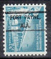 USA Precancel Vorausentwertung Preo, Locals Alabama, Fort Payne 807 - Etats-Unis