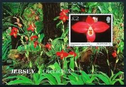 Jersey 2004 Bloc  54  *** MNH Cote 11 Euro Flore Fleurs Bloemen Flowers - Jersey