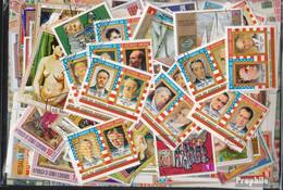 Äquatorialguinea Briefmarken-300 Verschiedene Marken - Äquatorial-Guinea