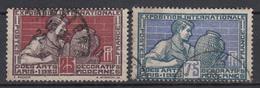 FRANKRIJK - Michel - 1924 - Nr 174/75 - Gest/Obl/Us - France