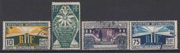 FRANKRIJK - Michel - 1925 - Nr 177/80 - Gest/Obl/Us - France