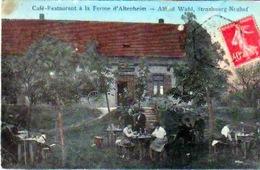 67-D'ALTENHEIM- A LA FERME CAFÉ RESTAURANT - Strasbourg