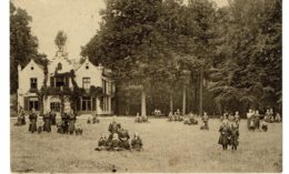 "1914 - Noort Brabant - VUGHT - Parc Du Pensionnat ""Regina Coeli"" - Vught"