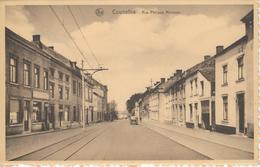 COURCELLES : Rue Philippe Monoyer - RARE VARIANTE - Courcelles