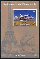 Niger 1998, 20th Century, Space Shuttle, BF IMPERFORATED - Africa