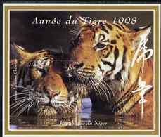 Niger 1998, Year Of The Tiger, BF - Astrologie