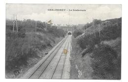 52/ HAUTE MARNE...CHALINDREY. Le Souterrain - Chalindrey
