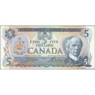 TWN - CANADA 92b - 5 Dollars 1979 Signatures: Crow & Bouey UNC - Canada