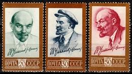 Sowjetunion  Mi. Nr. 2484-2486 Postfrisch ** (5300) - 1923-1991 USSR