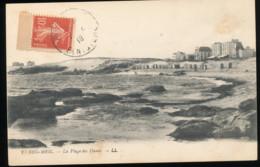 29 -- Beg - Meil -- La Plage Des Dunes - Beg Meil