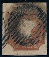 Portugal, 1853, # 1, Used - 1853 : D.Maria