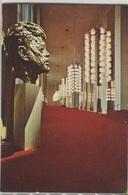 CPM - WASHINGTON - John F.KENNEDY Center For The Performing Arts (statue JFK) - Washington DC