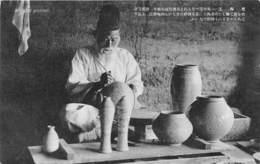 Corée - Korea  / 18 - An Old Potter - Korea (Zuid)