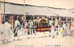 Corée - Korea  / 25 - A Procession Of Korean Marriage - Korea (Zuid)