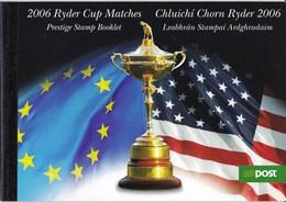 IRLANDA 2006 RYDER CUP - Libretti