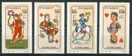 2002 Somalia Carte Da Gioco Playing Carts Carte à Jouer Set & Block MNH** - Somalie (1960-...)