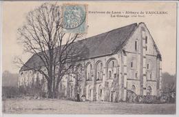 Abbaye De VAUCLERC (Aisne) - La Grange - Barnaud - France