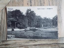Tarnopol - Ogrod Miejski - (5175) - Ukraine