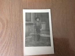 Photo Carte Scout Scoutisme - Cartes Postales