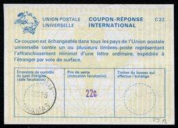 BAHAMAS Coupon Réponse International / International Reply Coupon - Bahamas (1973-...)