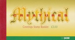IRLANDA 2000 GREETINGS STAMPS - Libretti