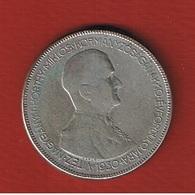 Hongrie -  5 Pengo  -1930 BP  - Km # 512.1 - état  TB+ - Hungary