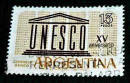 Argentina, 1962, UNESCO, Aniversary. Michel # 799 - UNESCO