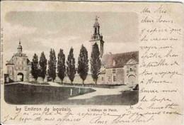 Environs De LOUVAIN - LEUVEN - Abbaye De Parck - Carte Précurseur - Oblitération De 1900 - Edit. Nels Série 36, N° 18 - Leuven