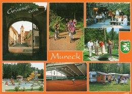 GRUSSE AUS MURECK-VIAGGIATA - Mureck