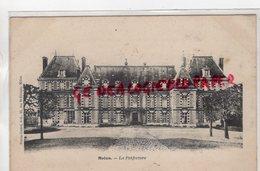 77 - MELUN - LA PREFECTURE 1904 - Melun