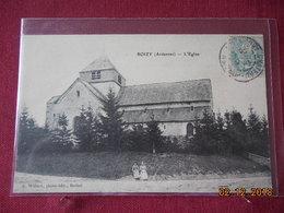 CPA - Roizy - L'Eglise - Altri Comuni