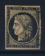 FRANCE     N°   3 - 1849-1850 Ceres