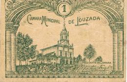 CÉDULA DA CAMARA MUNICIPAL DE LOUZADA - 1 CENTAVO - Portugal
