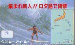 Telecarte Sport SURFING Surfen (96) TELEFONKARTE PHONECARD - Sport