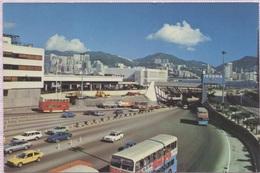 CPM - HONG KONG - Cross Harbour Tunnel (voitures) - China (Hongkong)
