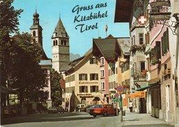 GRUSS AUS KITZBUHEL-TIROL- VIAGGIATA - Kitzbühel