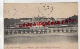 77 - MELUN- CHATEAU DE VAUX LE VICOMTE - VUE D' ENSEMBLE -1913 - Melun