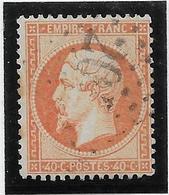 France N°23 - Oblitéré - TB - 1862 Napoleon III
