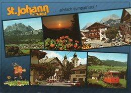 ST. JOHANN-TIROL- VIAGGIATA - St. Johann In Tirol