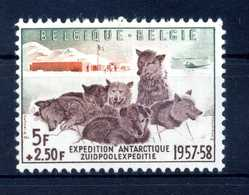 1957 BELGIO SET MNH ** - Belgio