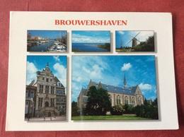 Nederland. Pays-Bas. Holland. Brouwershaven. - Nederland