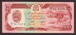 AFGHANISTAN 100 AFGHANIS 1990 UNC - Afghanistan