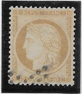 France N°36 - Oblitéré - TB - 1870 Siege Of Paris