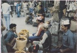 CPM - KATMANDOU - Marché Aux épices - Nepal