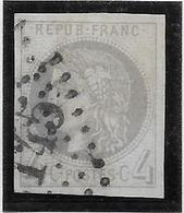 France N°41B - Oblitéré - TB - 1870 Uitgave Van Bordeaux