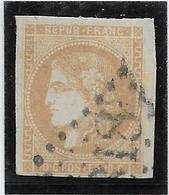 France N°43B - Oblitéré - TB - 1870 Uitgave Van Bordeaux