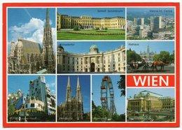 WIEN- VIAGGIATA - Belvedere