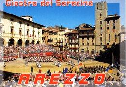 AREZZO CARTOLINA 1274 - Arezzo