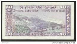 SRI LANKA  P.  81 50 R 1977 UNC - Sri Lanka